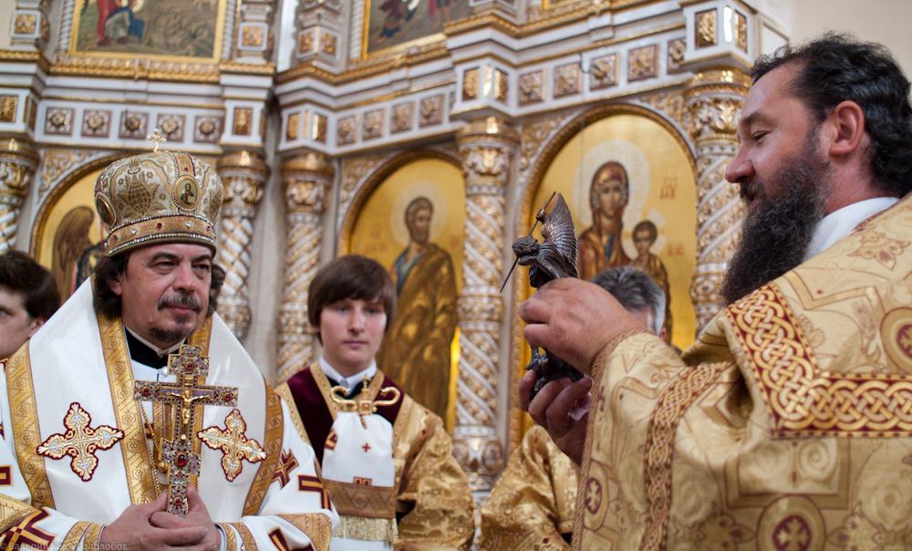 Про подарки священникам